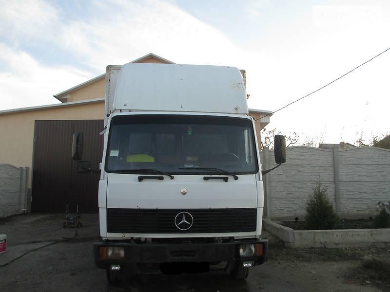Mercedes-Benz T2 814 груз