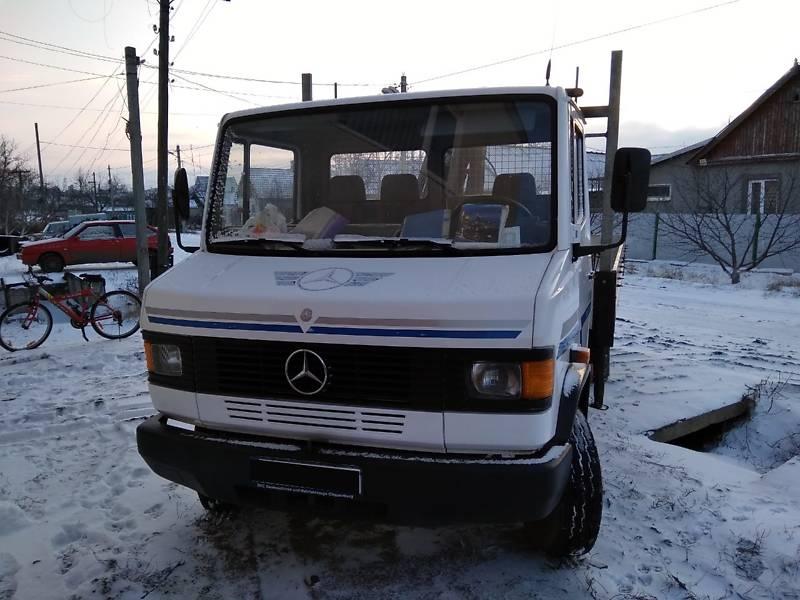 Mercedes-Benz T2 груз.