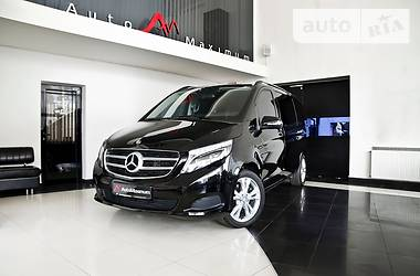 Mercedes-Benz V 250 Long 4matic 2016