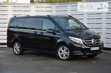 Mercedes-Benz V 250 4-Matic LONG FULL 2015