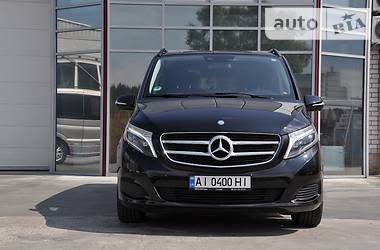Mercedes-Benz V 250 Long 2015