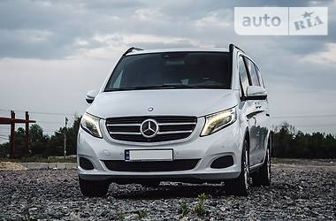 Mercedes-Benz V 250 Avantgarde  2016