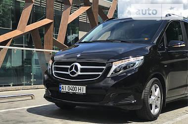 Mercedes-Benz V-Class v220cdi 2015
