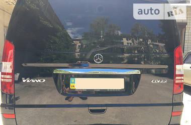 Mercedes-Benz Viano пасс. blueefficiency 2013