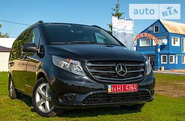 Mercedes-Benz Viano пасс. 4MATIK/119/EXSTRA 2015
