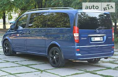 Mercedes-Benz Viano пасс. АMBIENTE 2011