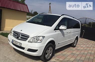 Mercedes-Benz Viano пасс. 4matic 2014