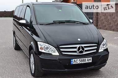 Mercedes-Benz Viano пасс. 4*4 extra long 2011