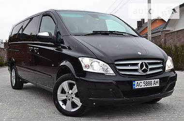 Mercedes-Benz Viano пасс. EXTRA LONG 4x4 2011