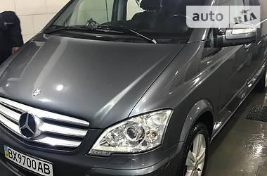 Mercedes-Benz Viano пасс. 2013