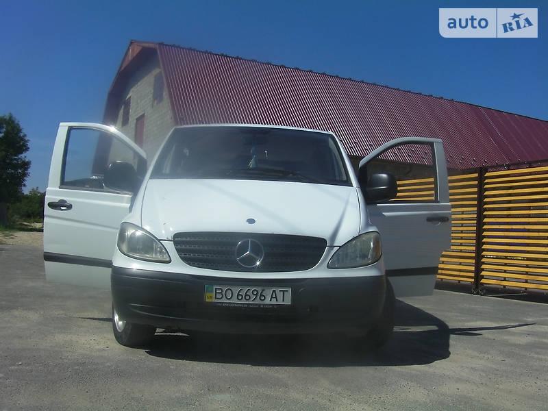 Mercedes-Benz Vito 111