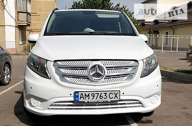 Mercedes-Benz Vito 111 L2H1 111 2015