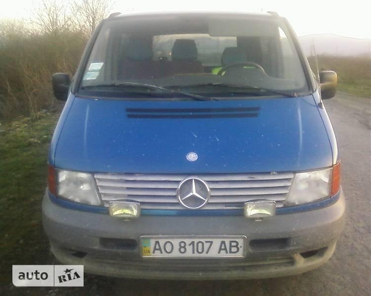 Mercedes-Benz Vito груз.