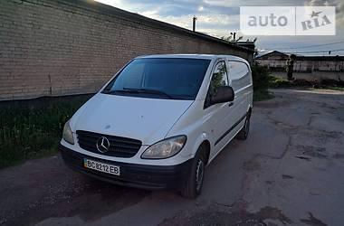 Mercedes-Benz Vito груз. 109CDI 2006