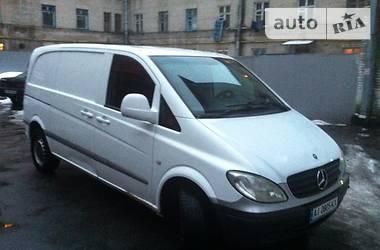 Mercedes-Benz Vito груз. 115 CDI 2008