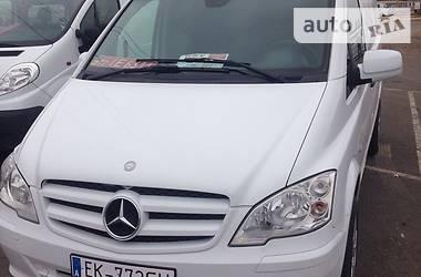 Mercedes-Benz Vito груз.  long  2012
