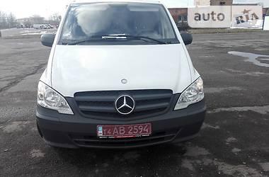 Mercedes-Benz Vito груз. 113 EXSTRA LONG 2011
