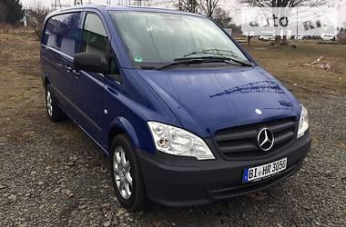 Mercedes-Benz Vito груз. 116 CDI LONG 2012