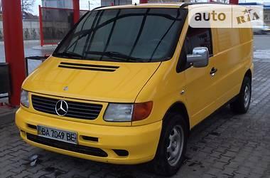 Mercedes-Benz Vito груз.  1996