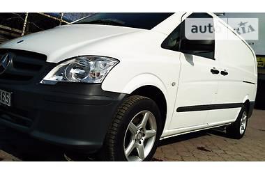 Mercedes-Benz Vito груз. LANG Webasto 2012