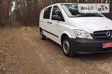 Mercedes-Benz Vito груз. 113AVTOMAT 2012