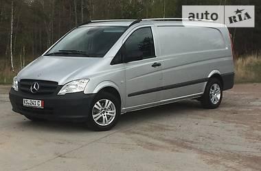 Mercedes-Benz Vito груз. Long/AVT 2013