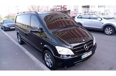 Mercedes-Benz Vito груз. EXTRALONG 2012