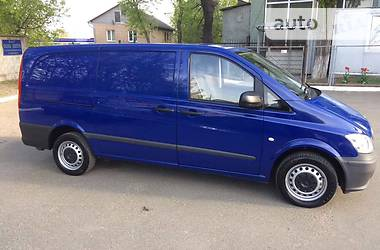 Mercedes-Benz Vito груз. 113 LONG 2012