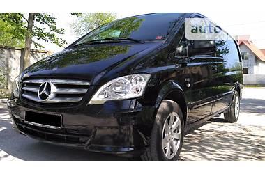 Mercedes-Benz Vito груз. 116 CDI 2012