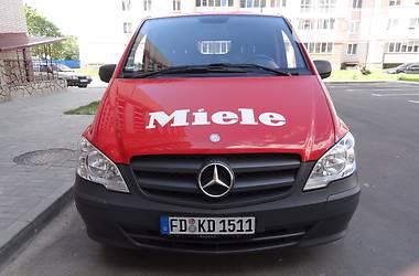 Mercedes-Benz Vito груз. Org.230 2012