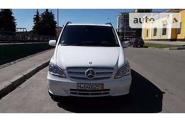 Mercedes-Benz Vito груз. extra long 116 2013