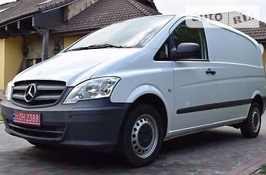 Mercedes-Benz Vito груз. 113 CDI 2012