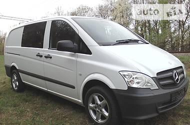Mercedes-Benz Vito груз. 116cdi_LONG 2012