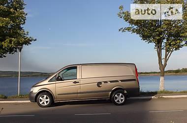 Mercedes-Benz Vito груз. 116 LONG 2012