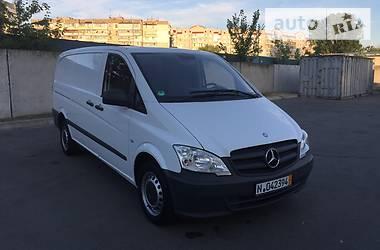 Mercedes-Benz Vito груз. 113 cdi 2013