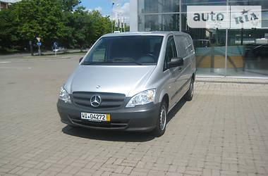 Mercedes-Benz Vito груз. 113 Long 100kw 2013