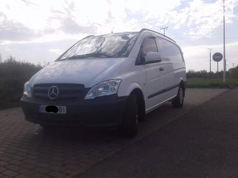 Mercedes-Benz Vito 2011 года