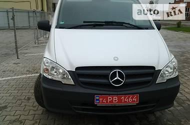 Mercedes-Benz Vito груз. 113 2013