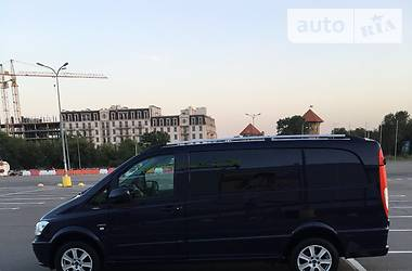 Mercedes-Benz Vito груз.  2013