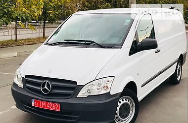 Mercedes-Benz Vito груз. LONG 113 2013