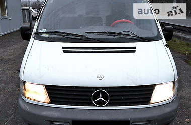 Mercedes-Benz Vito груз. 2.2 MT CDI 2003