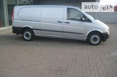 Mercedes-Benz Vito груз. EXTRALONG 113 cdi  2013
