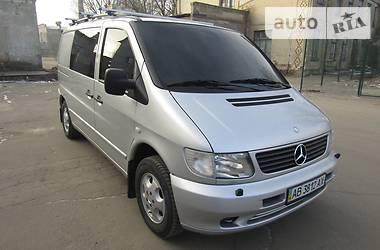 Mercedes-Benz Vito груз.  2003