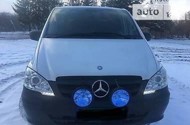 Mercedes-Benz Vito груз. VITO 4X4  2015