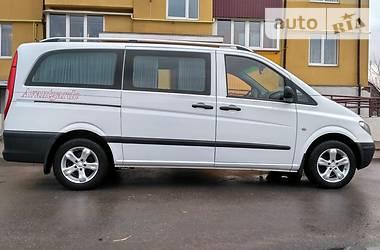 Mercedes-Benz Vito пасс. 111 CDI 2009