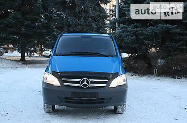 Mercedes-Benz Vito пасс. Long 4x4 Matic  2011