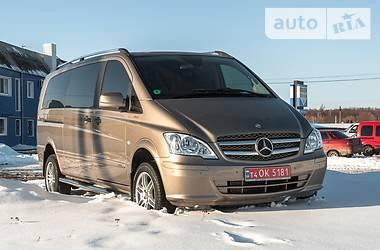 Mercedes-Benz Vito пасс. 4MATIK//EXSTRALONG 2012