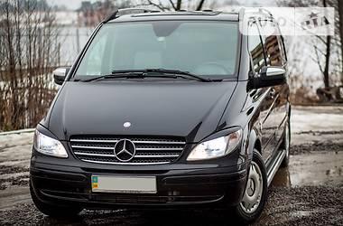 Mercedes-Benz Vito пасс. 2008