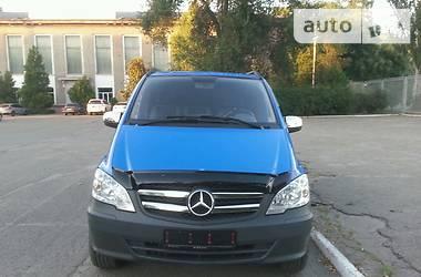 Mercedes-Benz Vito пасс. Long Matic 2011