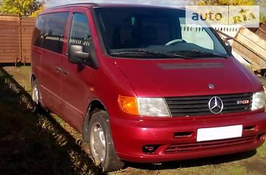 Mercedes-Benz Vito пасс. 638 1999